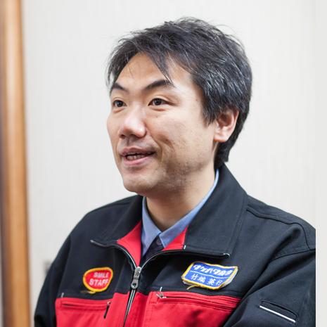 代表取締役社長 竹端 英行
