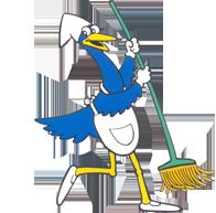 タケバタ商事のシンボル「T-Bird」
